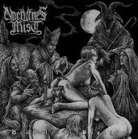 Nocturnes Mist (Aus) - Diabolical Baptism - CD