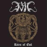 Evil (Jpn) - 邪悪を讃えよ(Rites of Evil) - CD