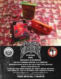 Heráldica de Mandrake (Chl) - No hay caminos cortos a la libertad - pro Tape