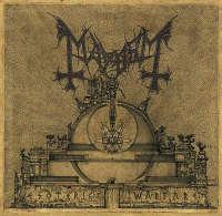 Mayhem (Nor) - Esoteric Warfare - CD