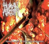 Human Atrocity - Horrid Events of Malicious Barbarities - digisleeve CD