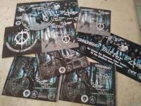 Terrorismo (Mex) / Buffer (Mex) / In crisis (Mex) - Split - CD