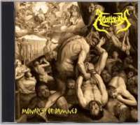 Apoplexy (Svk) - Monarchy of Damned - CD