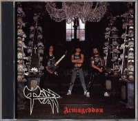 Törr (Czech) - Armageddon - CD
