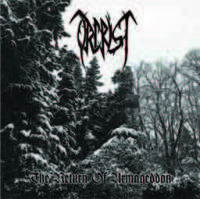 Orcrist (Ita) - The Return of Armageddon - CD