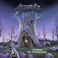 Aggressor (Est) - Procreate the Petrifactions - CD