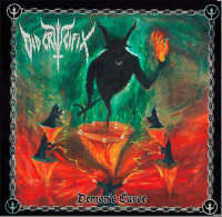 Old Crucifix (Mex) - Demon's Curse - CD
