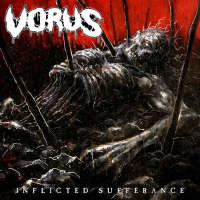 Vorus (Rom) - Inflicted Sufferance - CD