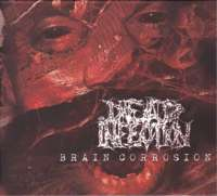 Dead Infection (Pol) - Brain Corrosion - digi-CD