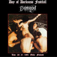 Demigod (Fin) - Day Of Darkness Festifall (Live 23.08.1991 Oulu Finland) - CD