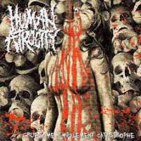 Human Atrocity (Bra) / Faeces Eruption (Nld) - Gruesome Impalement Catastrophe - CD