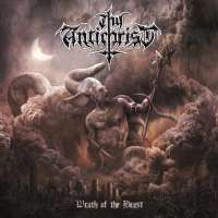 Thy Antichrist (Col) - Wrath of the Beast - digi-CD