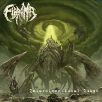 Fibroma (Arg) - Interdimensional Chaos - CD