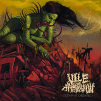Vile Apparition (Aus) - Depravity Ordained - CD