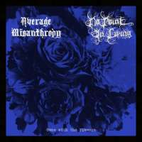 Average Misanthropy (Jpn) / No Point in Liveing (Jpn) - Gone with the Flowers - CD