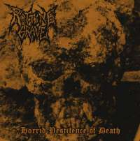 Rotting Grave (Mex) - Horrid Pestilence of Death - CD