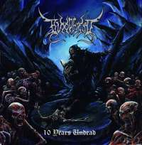 Bloodfiend (Arg) - 10 Years Undead - CD
