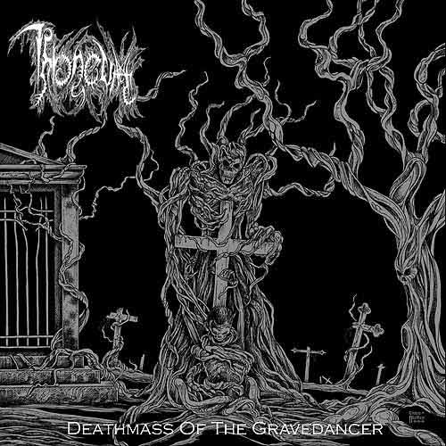 Thronuem (Pol) - Deathmass of the Gravedancer - CD