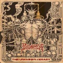 Schizophrenia (Arg) - The Unknown Legacy - CD