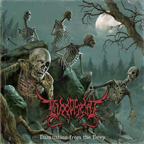 Bloodfiend (Arg) - Damnation from the Deep - CD