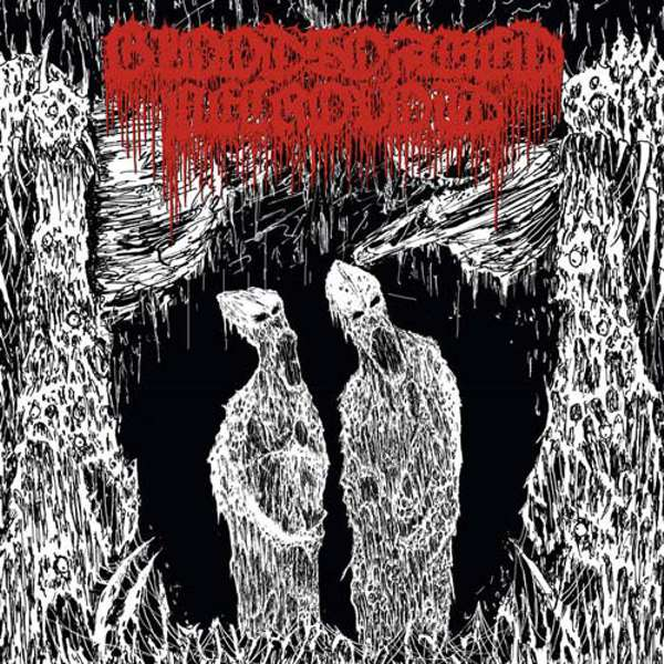 Bloodsoaked Necrovoid (Cri) - The Apocryphal Paths of the Ancient 8th Vitriolic Transcendence - CD