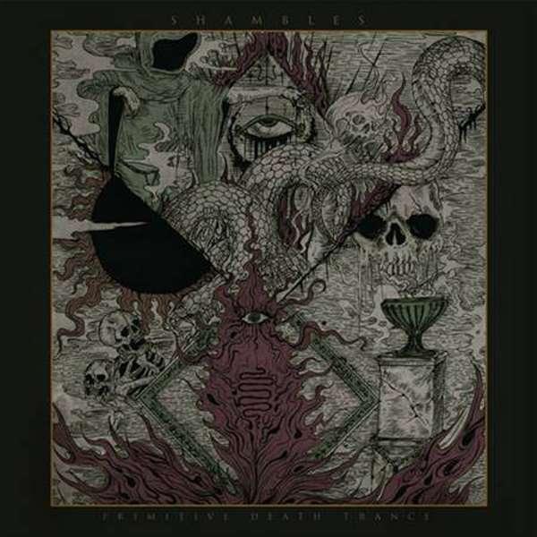 Shambles (Thi) - Primitive Death Trance - digi-CD