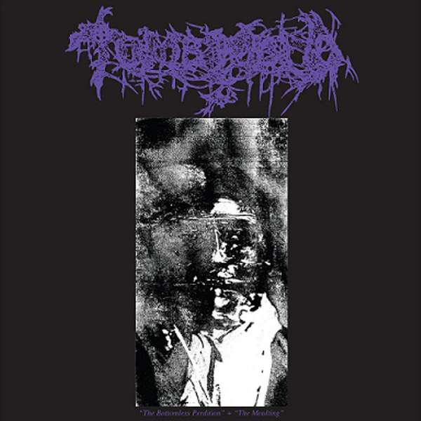"""Tomb Mold (Can) - The Bottomless Perdition + The Moulting - 12"""""""