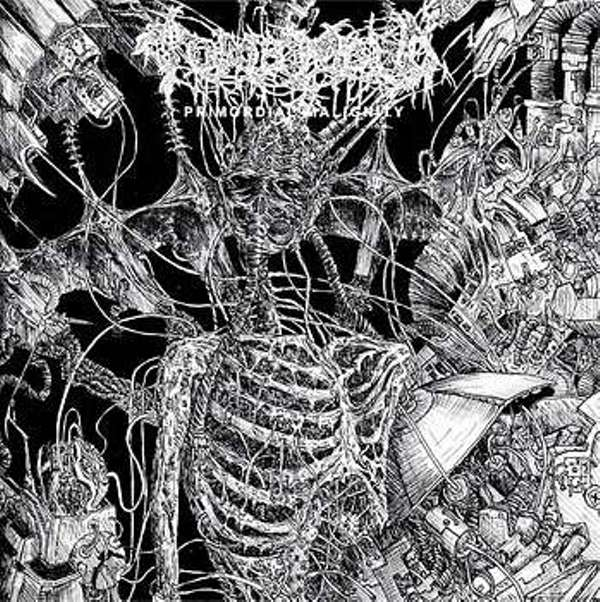 Tomb Mold (Can) - Primordial Malignity - CD