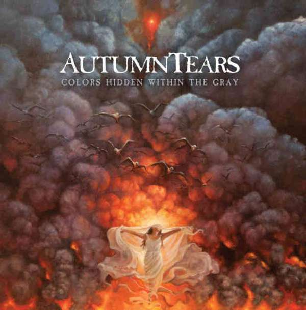Autumn Tears (USA) - Colors Hidden Within the Gray(black vinyl) - 2x 12""