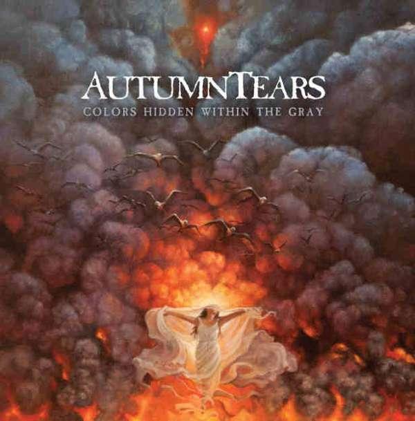 """Autumn Tears (USA) - Colors Hidden Within the Gray(black vinyl) - 2x 12"""""""