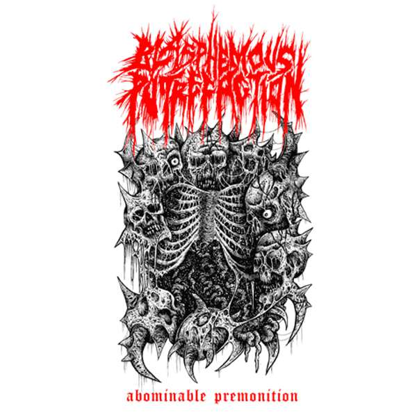 Blasphemous Putrefaction (Ger) - Abominable Premonition - CD