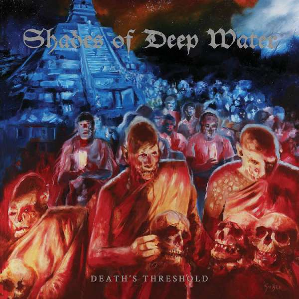 Shades of Deep Water (Fin) - Death's Threshold - CD