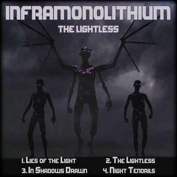 Inframonolithium (Bel) - The Lightless - CD