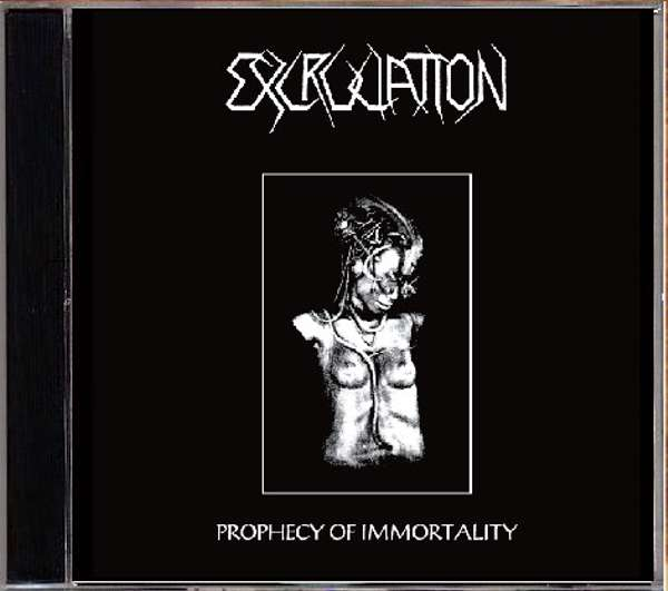 Excruciation (Swi) - Prophecy of Immortality - 2CD