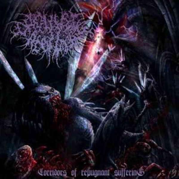 Orgiastic Rebirth (NZ) - Corridors of Repugnant Suffering - CD