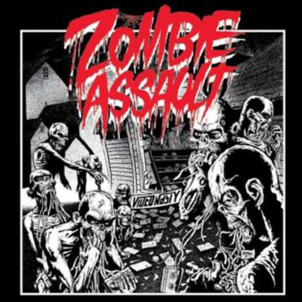 Zombie Assault!! (Can) - Video Nasty - CD