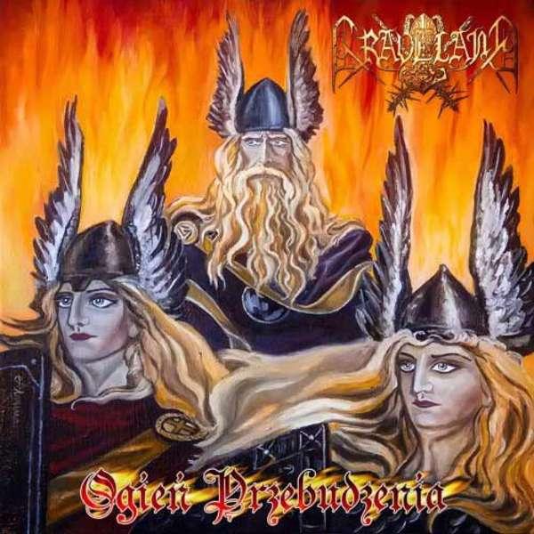 Graveland (Pol) - Ogień przebudzenia - CD
