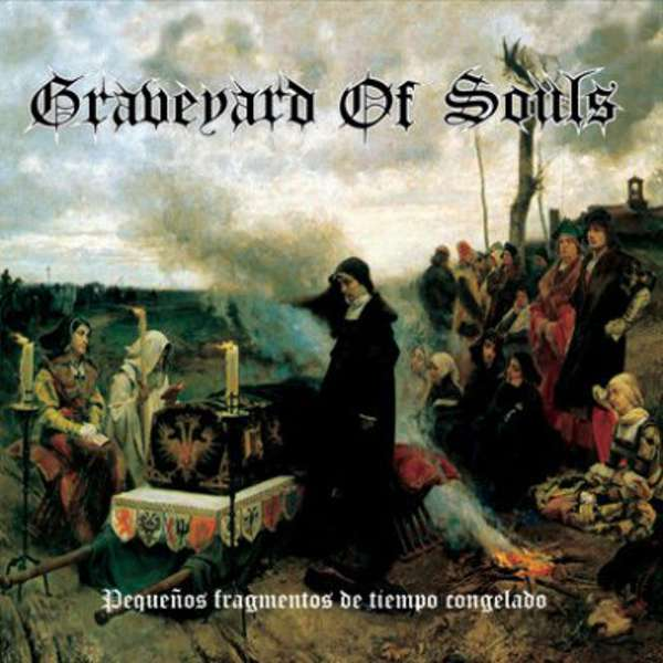 Graveyard of Souls (Esp) - Pequeños fragmentos de tiempo congelado - CD