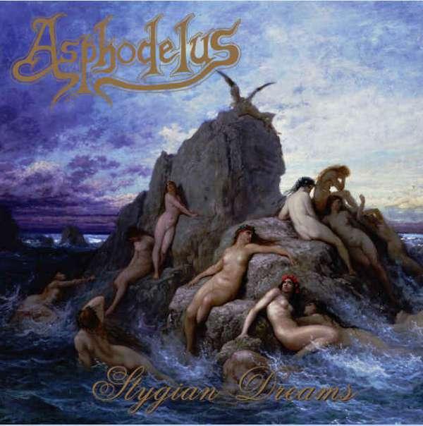 Asphodelus (Fin) - Stygian Dreams - CD