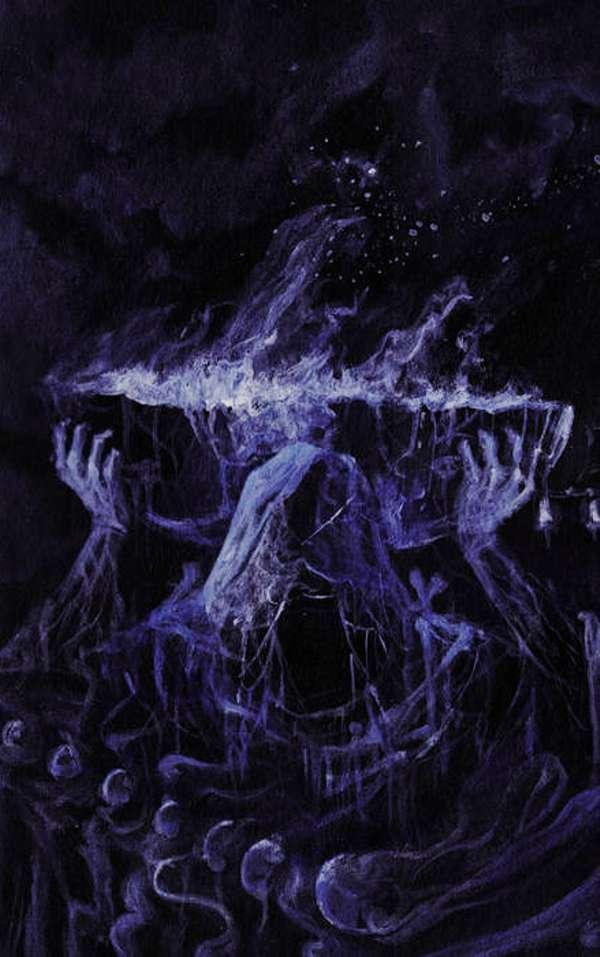 Into Coffin (Ger) / Cenotafio (Chl) - Astral Sacrifice - Pro Tape