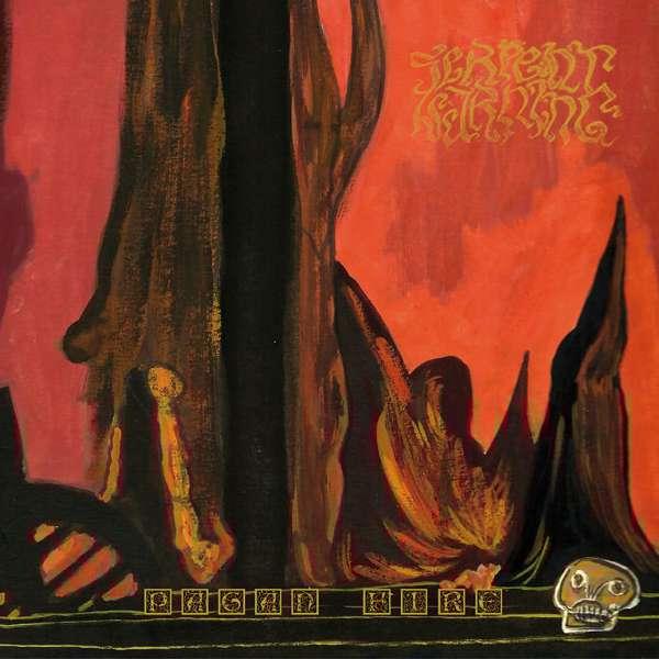 Serpent Warning (Fin) - Pagan Fire - CD
