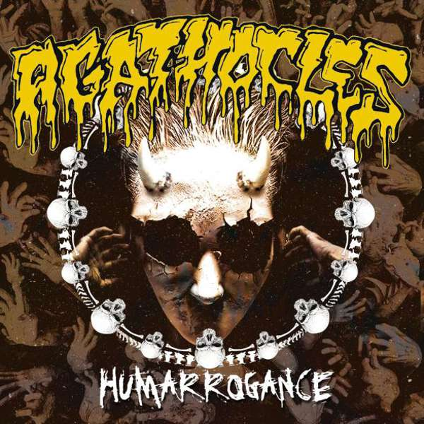 Agathocles (Bel) - Humarrogance - CD