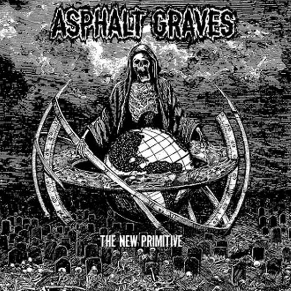 Asphalt Graves (USA) - The New Primitive - CD