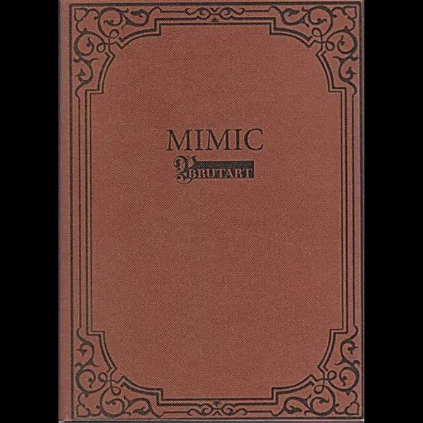 Brutart (Svn) - Mimic - A5 digi-CD