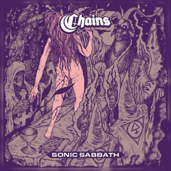 Chains (Svn) - SONIC SABBATH  - digisleeve-CD