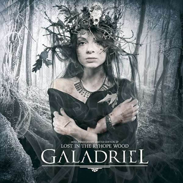 Galadriel (Svk) - Lost in the Ryhope Wood - CD