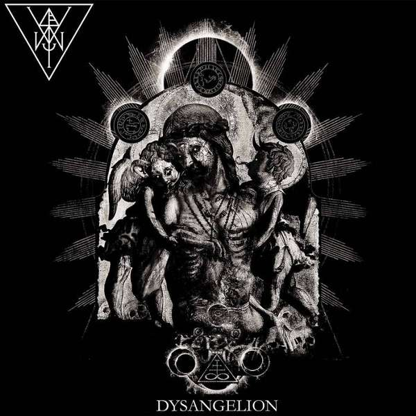 Adversvm (Ger) - Dysangelion - CD