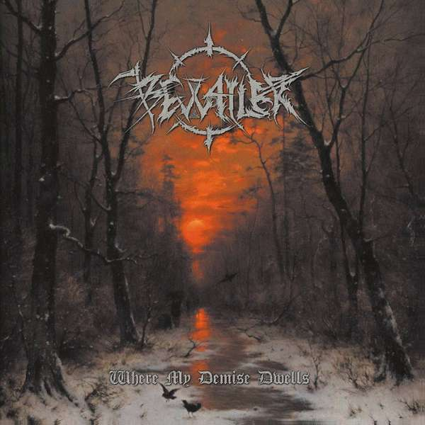 Bewailer (Rus) - Where My Demise Dwells  - CD
