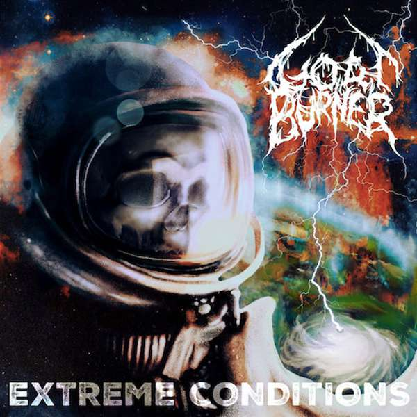 Goatburner (Fin) - Extreme Conditions - CD
